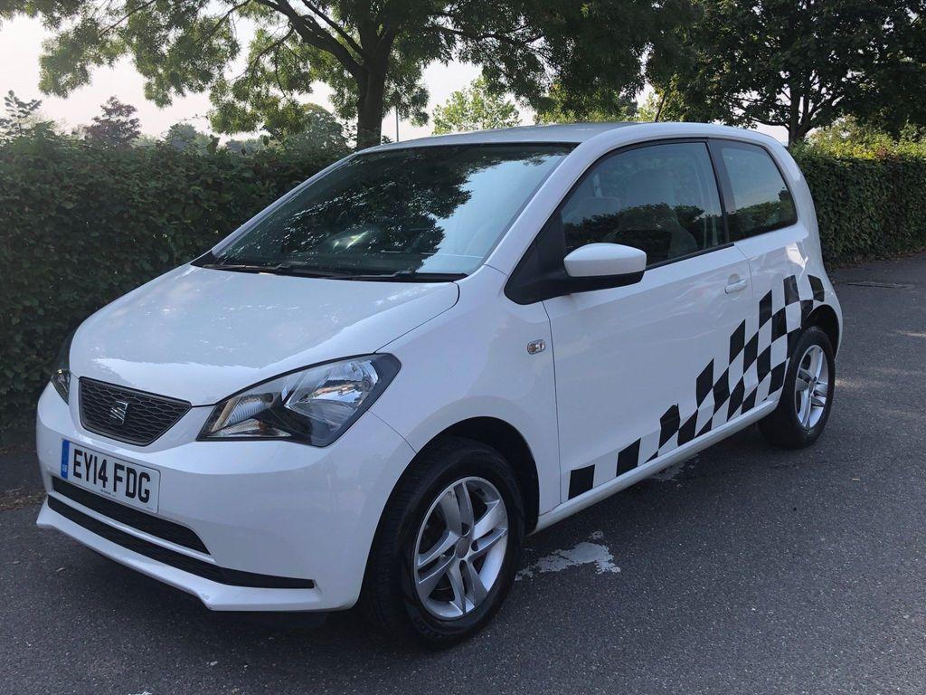SEAT Mii Hatchback 1.0 12v Toca 3dr