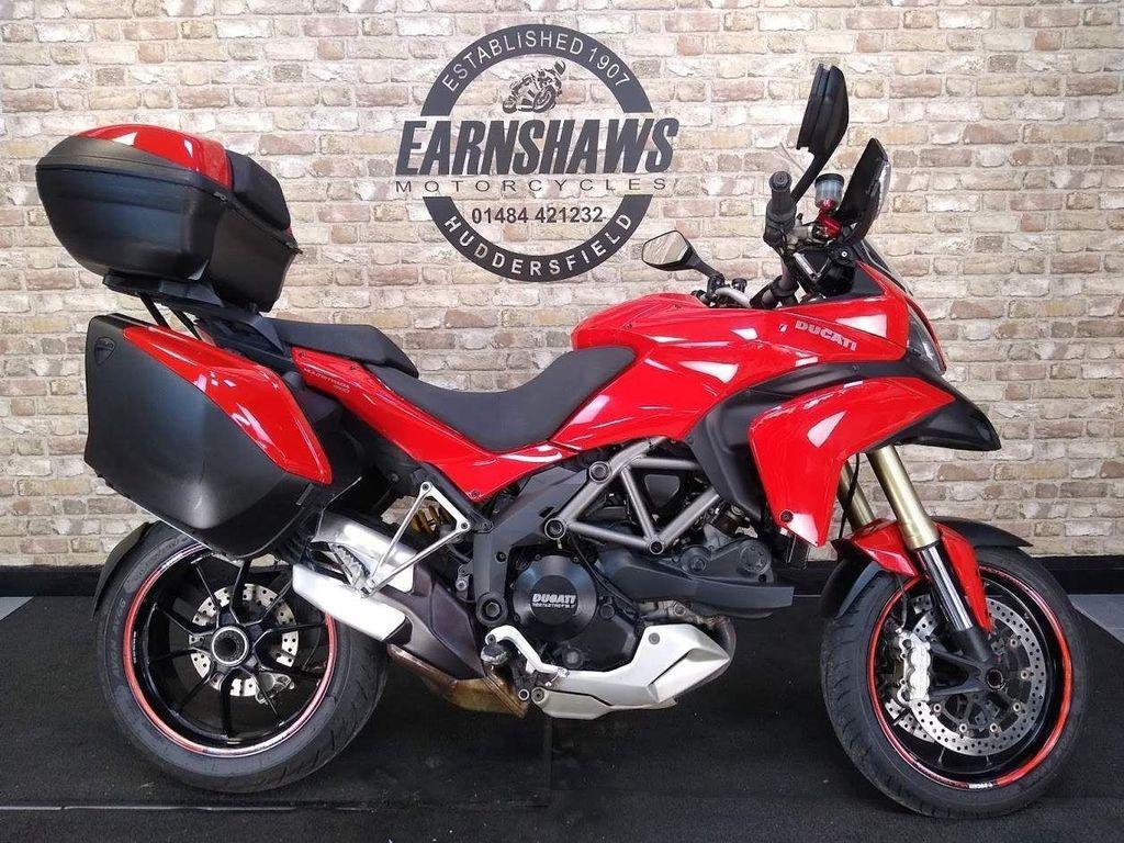 Ducati Multistrada 1200 Adventure 1200