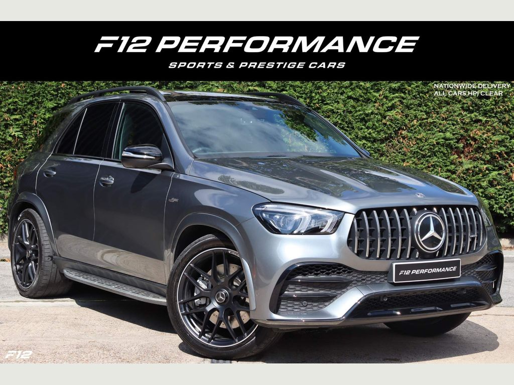 Mercedes-Benz GLE Class SUV 3.0 GLE53 MHEV AMG (Premium Plus) SpdS TCT 4MATIC+ (s/s) 5dr (7 Seat)
