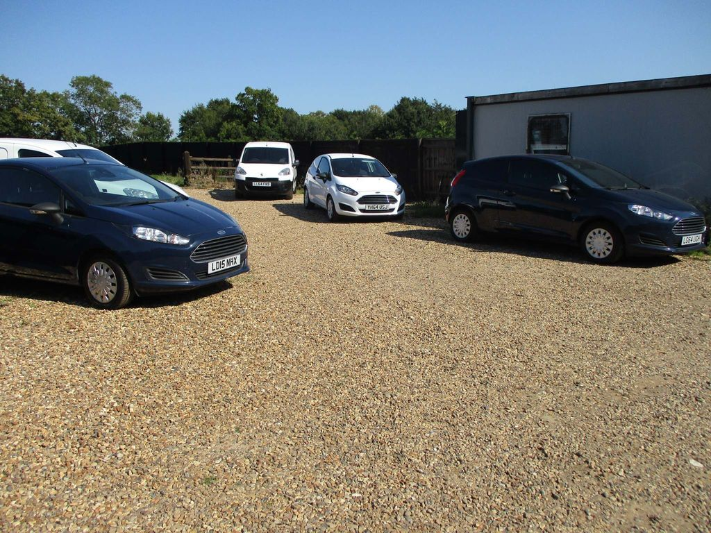 Ford Fiesta Car Derived Van 1.5 TDCI ECOnetic Panel Van 3dr