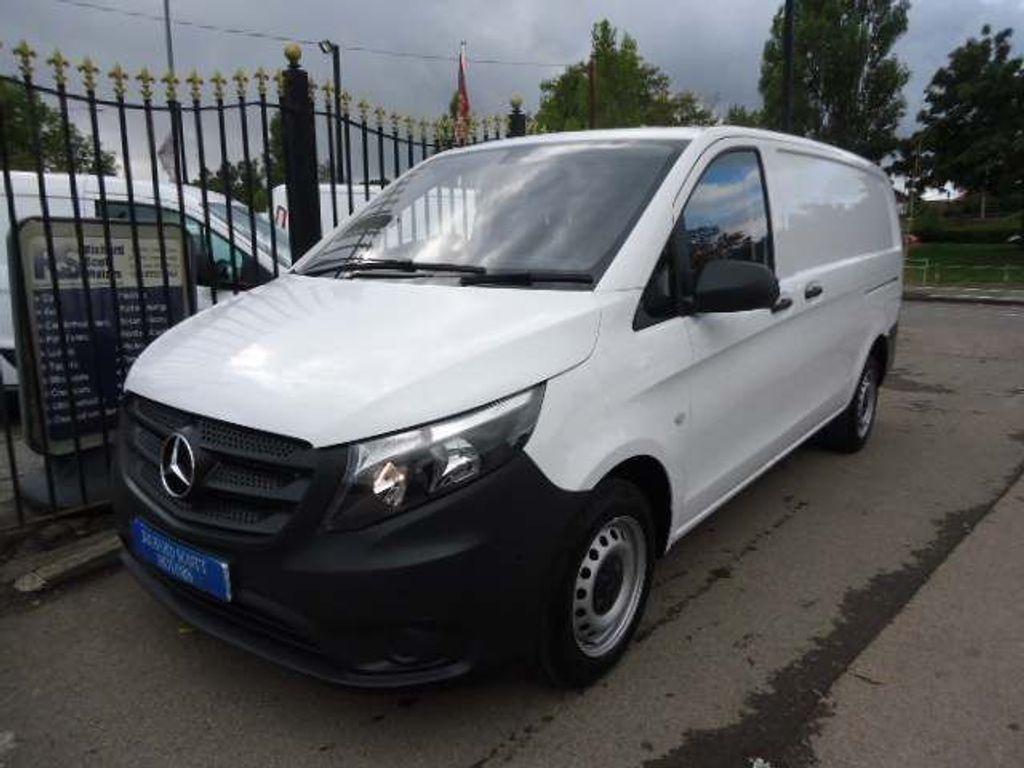 Mercedes-Benz Vito Panel Van 1.6 111 CDi FWD L2 EU6 6dr