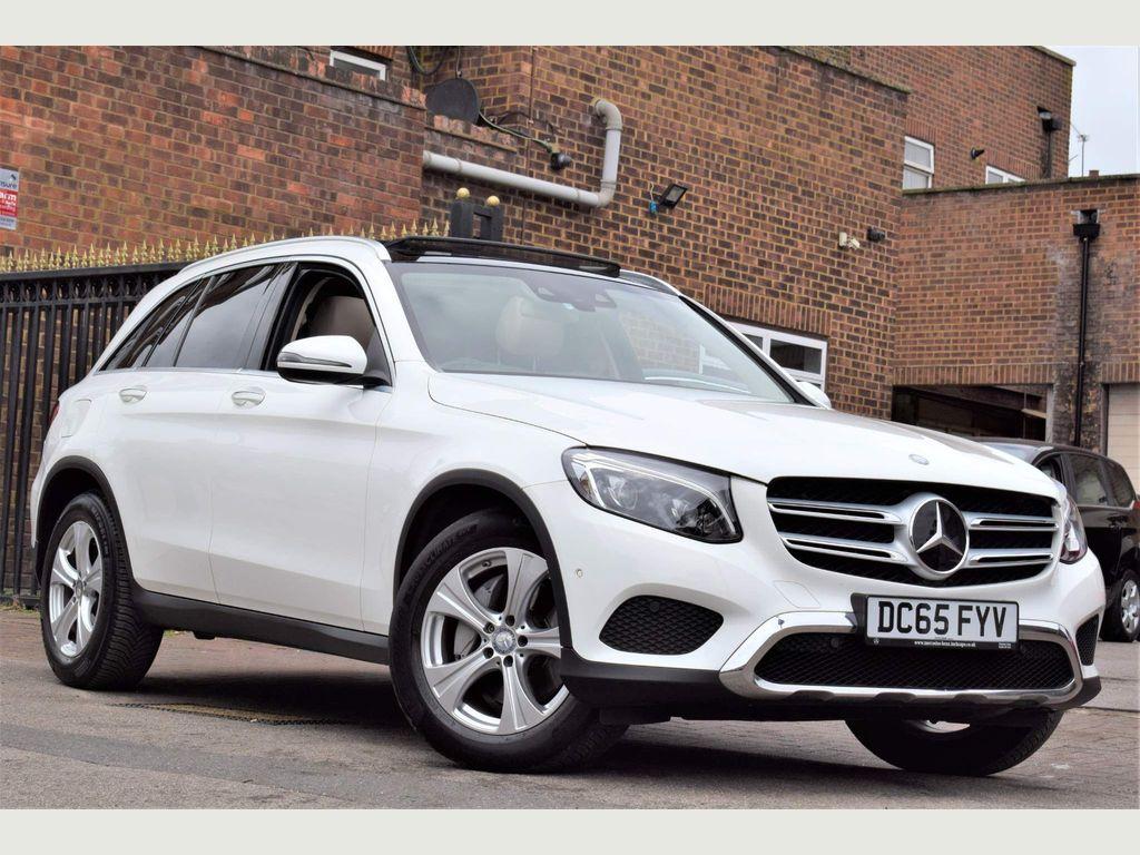 Mercedes-Benz GLC Class SUV 2.1 GLC220d Sport (Premium Plus) G-Tronic 4MATIC (s/s) 5dr