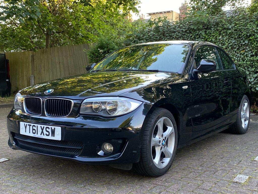 BMW 1 Series Coupe 2.0 120d Sport 2dr