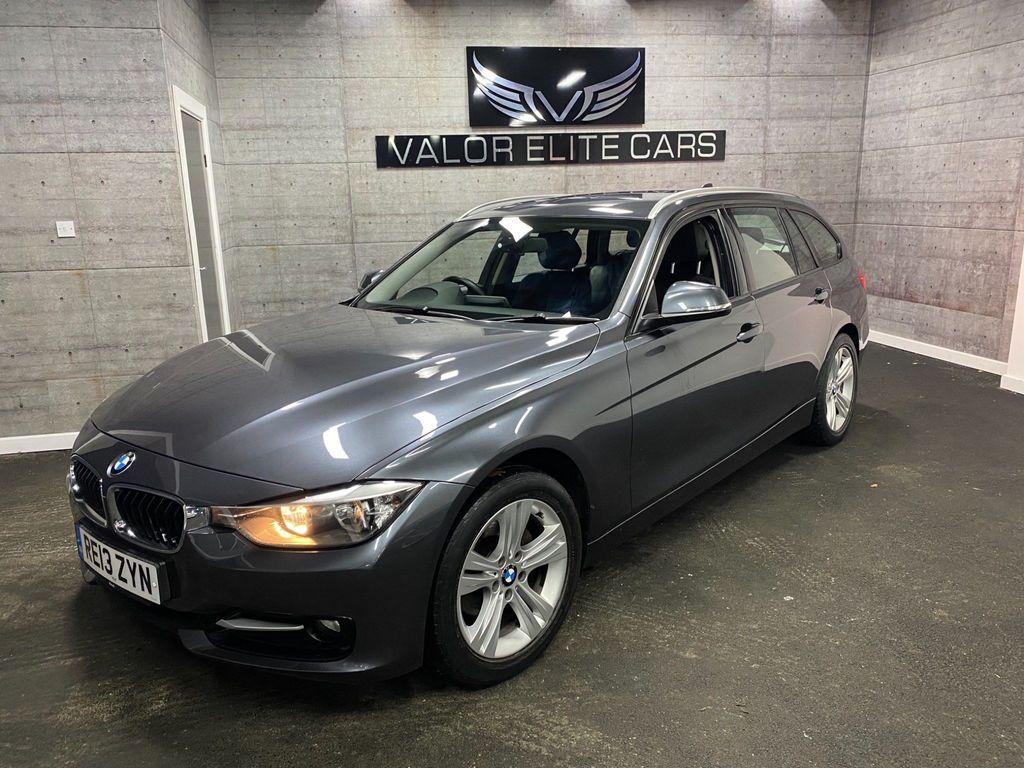 BMW 3 Series Estate 2.0 318d Sport Touring (s/s) 5dr