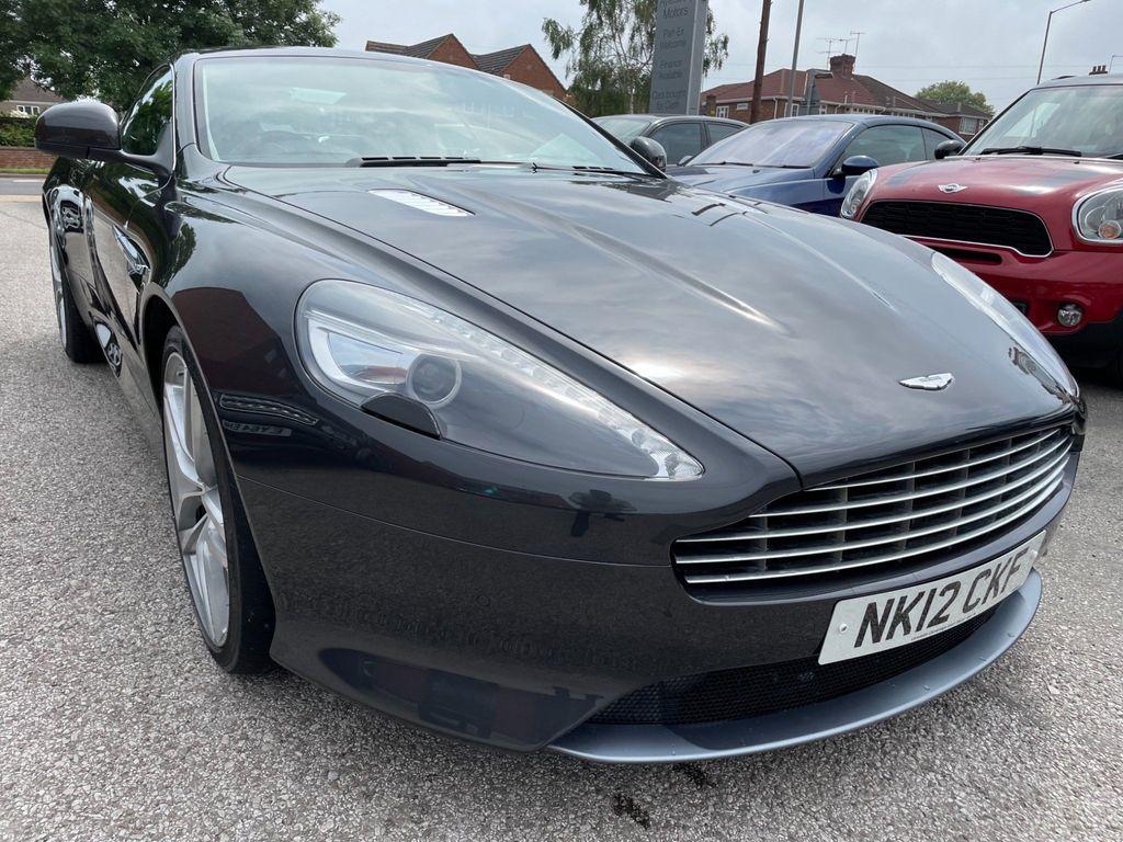 Aston Martin Virage Coupe 6.0 V12 Touchtronic 2dr