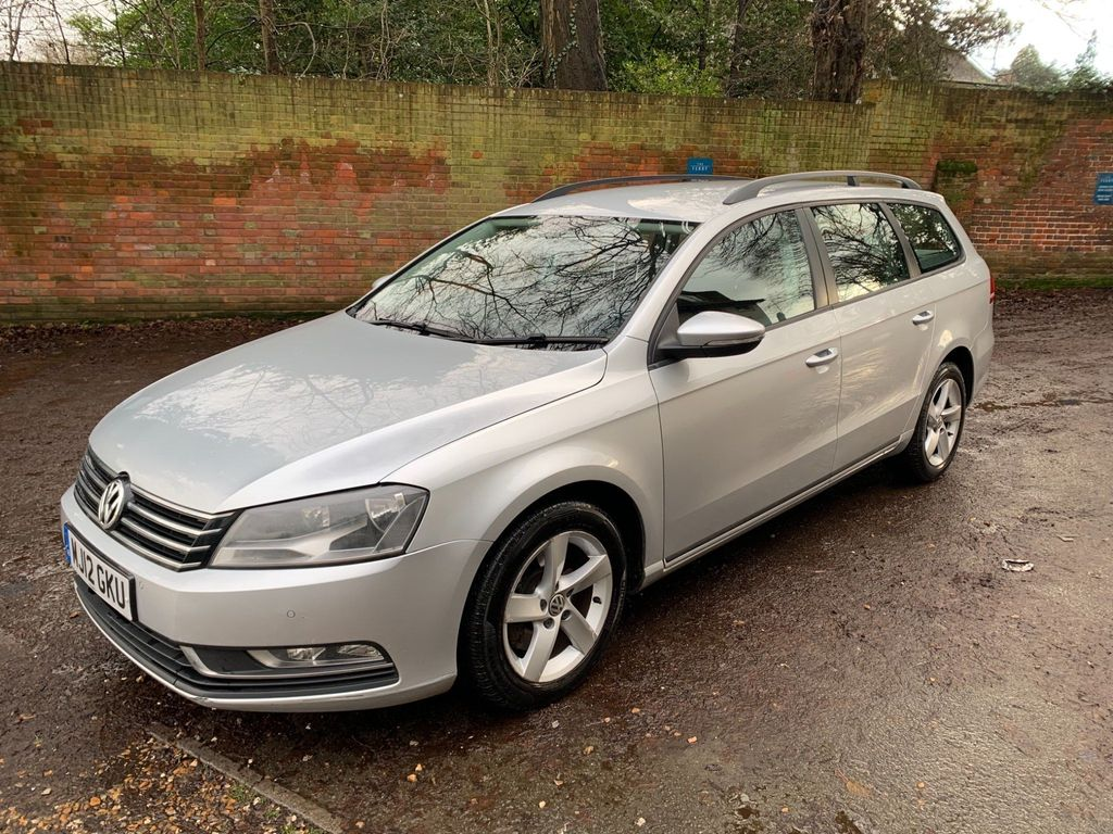 Volkswagen Passat Estate 2.0 TDI BlueMotion Tech S DSG 5dr