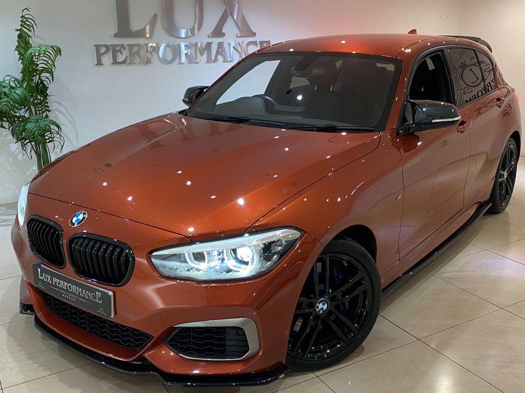 BMW 1 Series Hatchback 3.0 M140i GPF Shadow Edition Sports Hatch Auto (s/s) 5dr