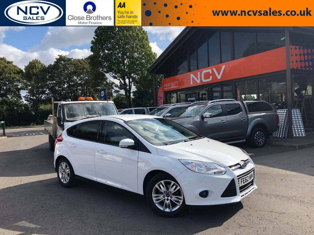 Ford Focus Hatchback 1.6 TDCi Edge 5dr
