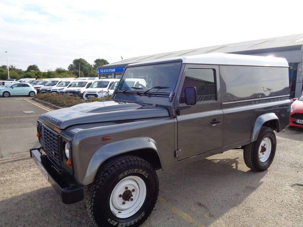 Land Rover Defender 110 SUV 110 3 DR HARD TOP MWB UTILITY 4X4