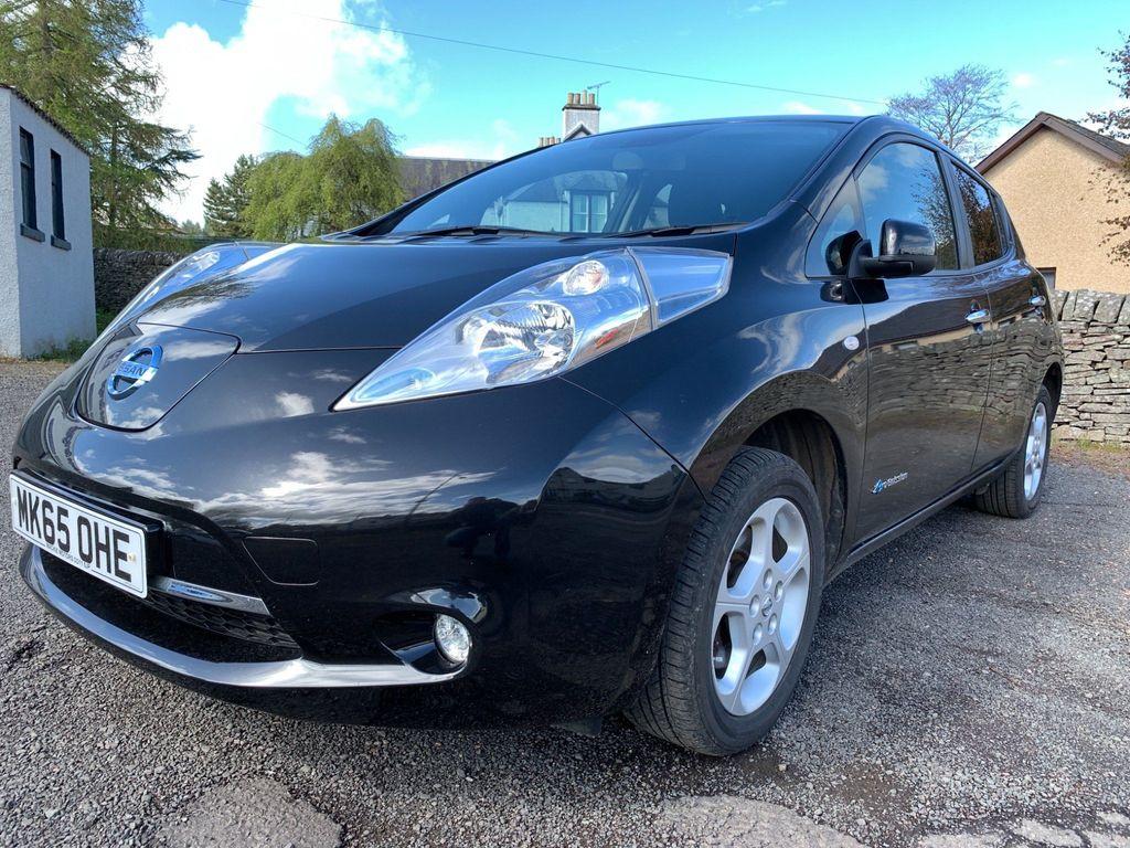 Nissan Leaf Hatchback 24kWh Acenta Auto 5dr