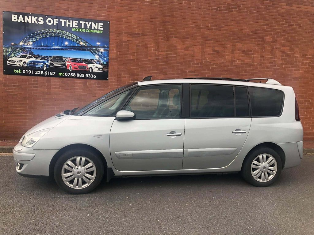 Renault Grand Espace MPV 2.0 dCi Initiale 5dr