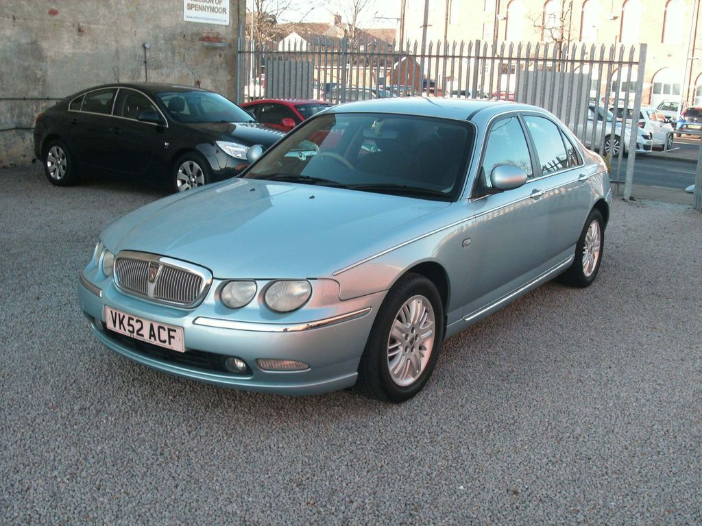 Rover 75 Saloon 2.0 CDT Club SE 4dr