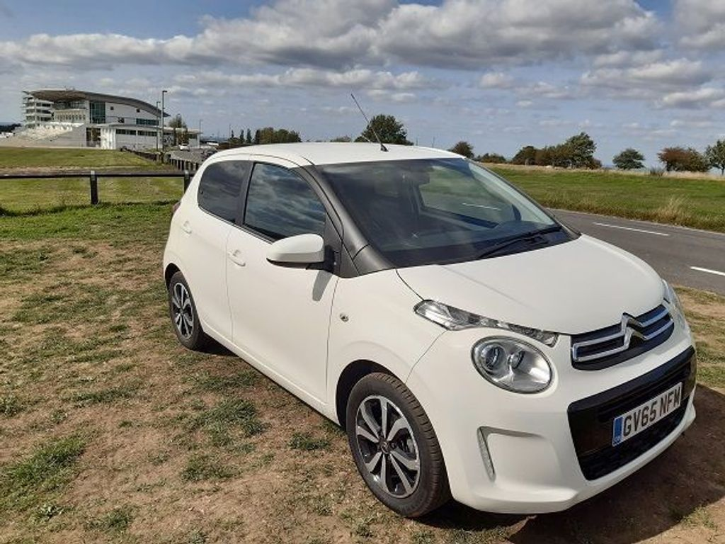 Citroen C1 Hatchback 1.0 VTi Flair (s/s) 5dr