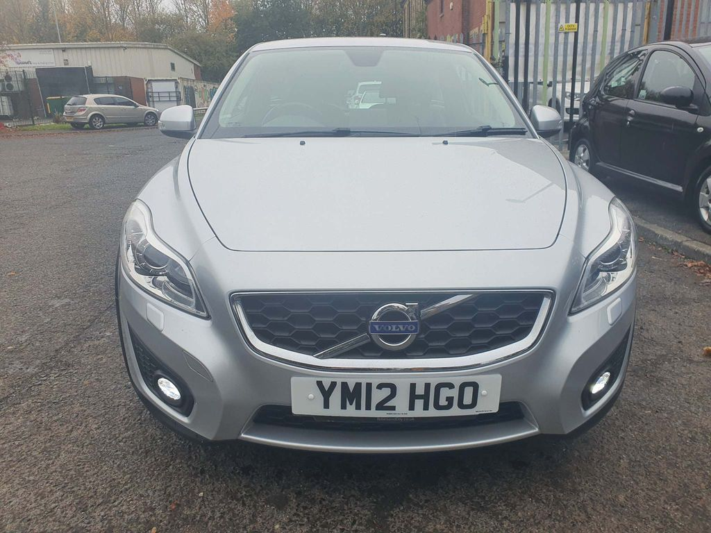 Volvo C30 Coupe 2.0 D3 SE Lux Geartronic 2dr