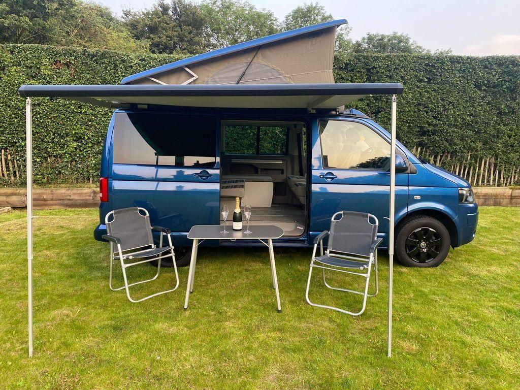 Volkswagen California Campervan 2.0 TDI BlueMotion Tech Beach FWD 4dr