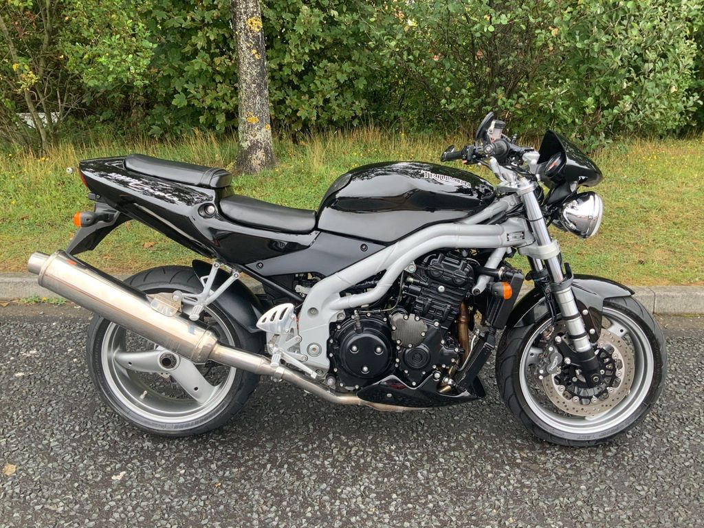Triumph Speed Triple 955 Naked 955