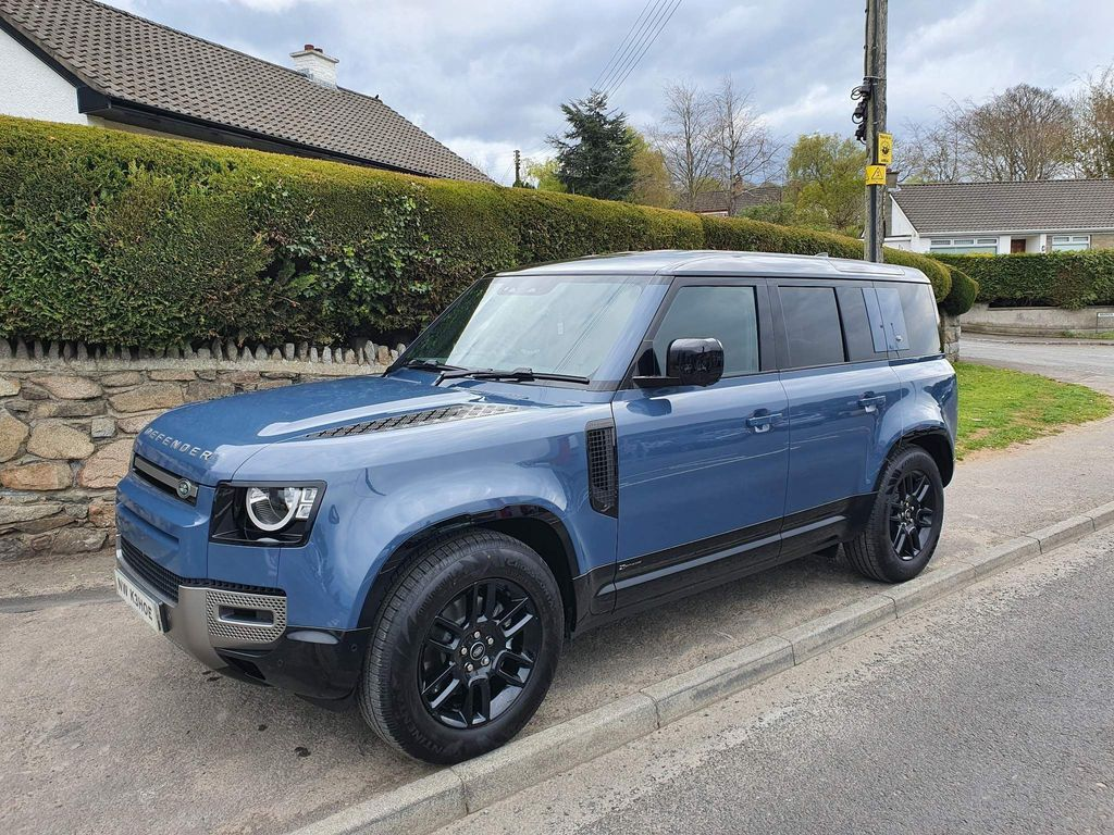 Land Rover Defender 110 SUV 3.0 D250 MHEV X-Dynamic S Auto 4WD (s/s) 5dr