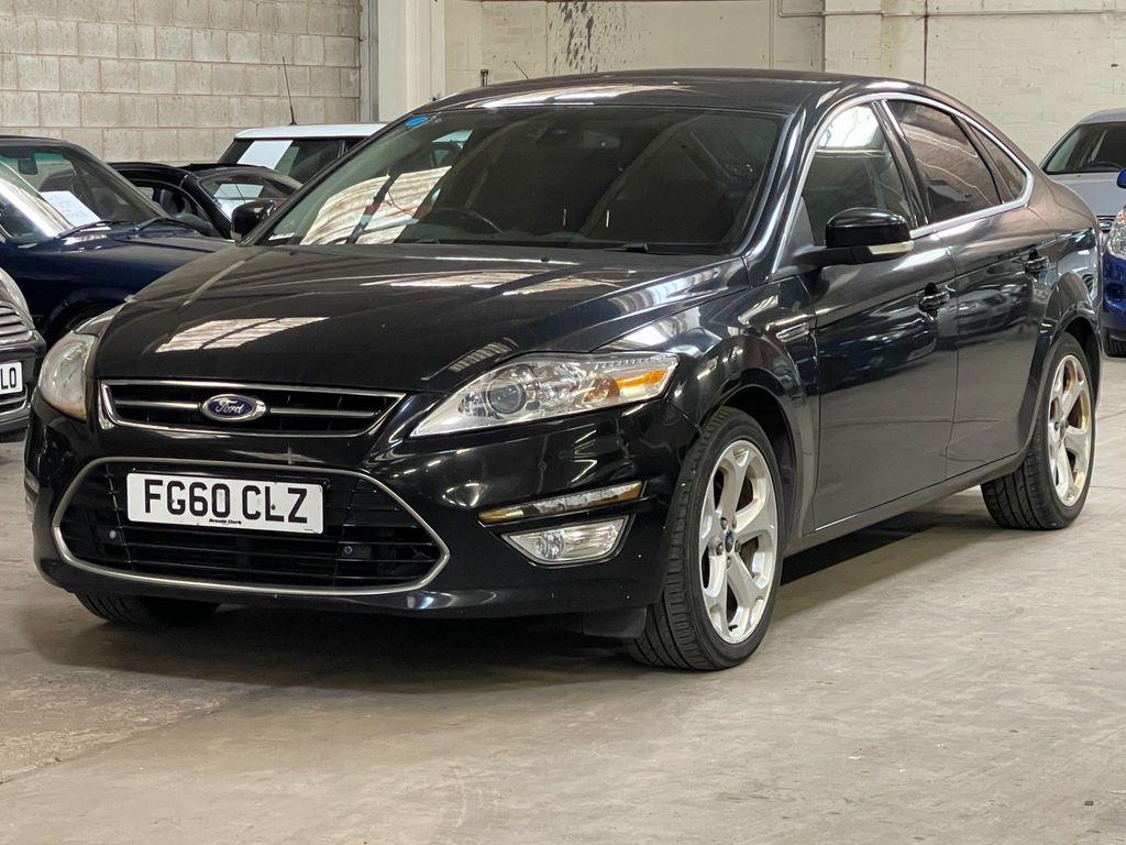 Ford Mondeo Hatchback 2.0 TDCi Titanium X 5dr