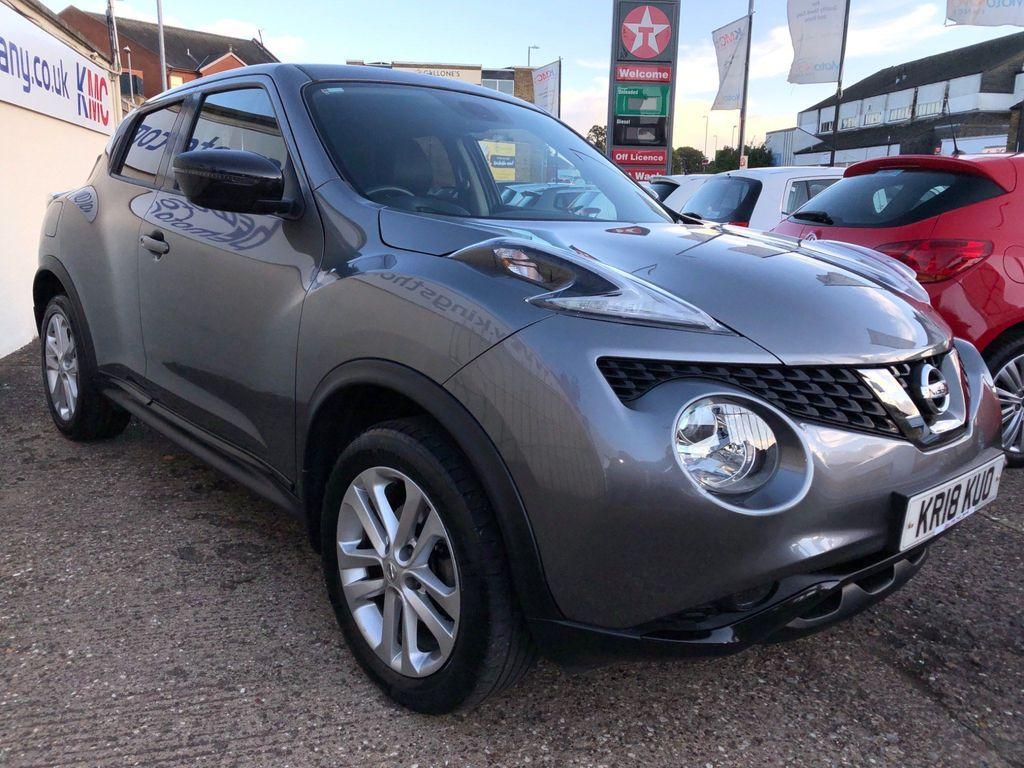 Nissan Juke SUV 1.2 DIG-T Bose Personal Edition (s/s) 5dr