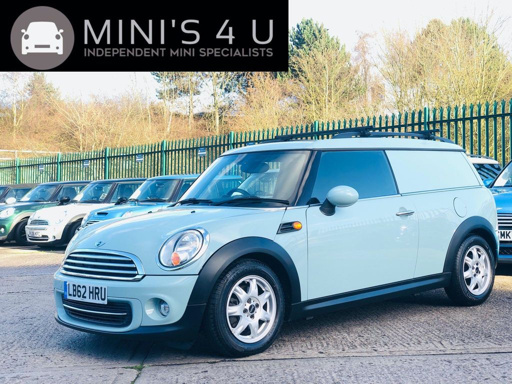 MINI Clubvan Other 1.6 Cooper Auto 5dr