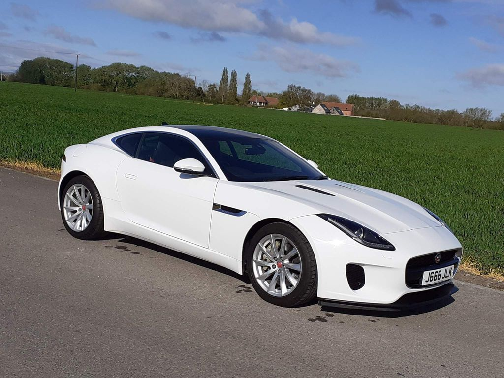 Jaguar F-Type Coupe 3.0 V6 Auto (s/s) 2dr