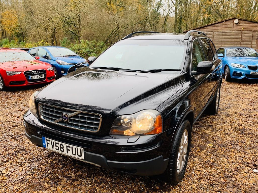 Volvo XC90 SUV 2.4 D5 S AWD 5dr