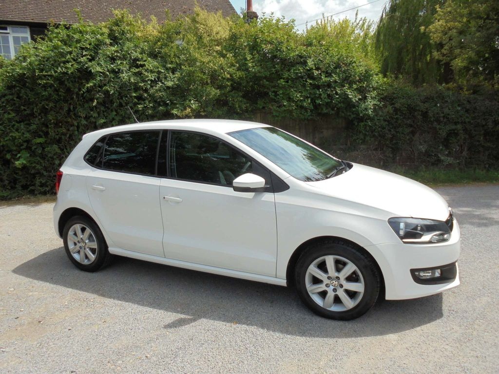 Volkswagen Polo Hatchback 1.4 MATCH EDITION