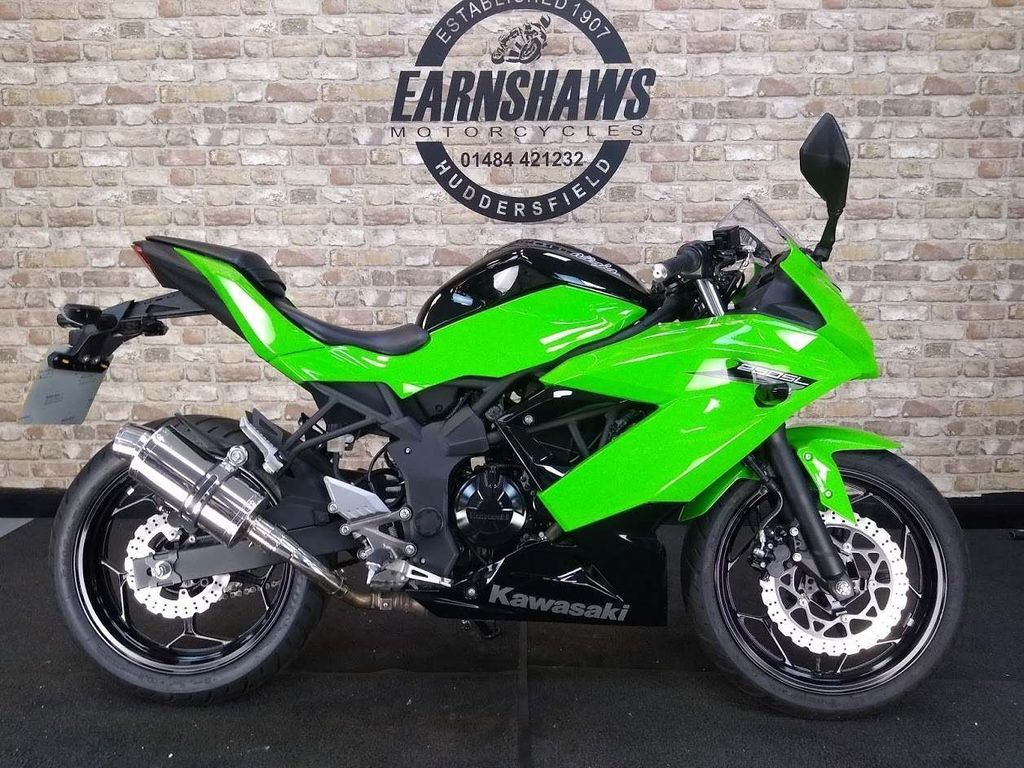 Kawasaki Ninja 250 Sports Tourer SL ABS
