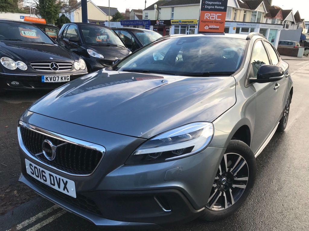 Volvo V40 Cross Country Hatchback 2.0 D2 Cross Country (s/s) 5dr