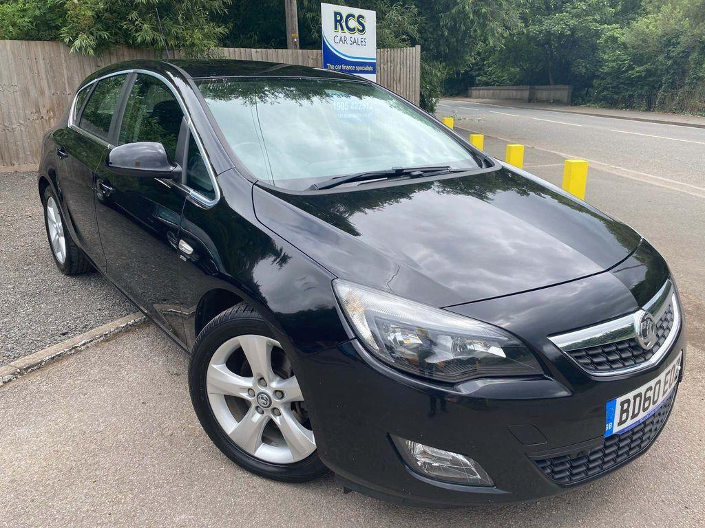 Vauxhall Astra Hatchback 1.7 CDTi SRi 5dr