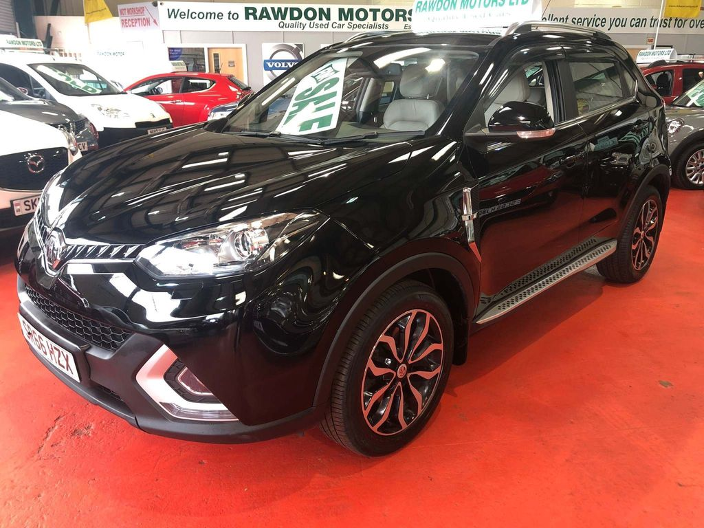 MG GS SUV 1.5 TGI Exclusive DCT (s/s) 5dr