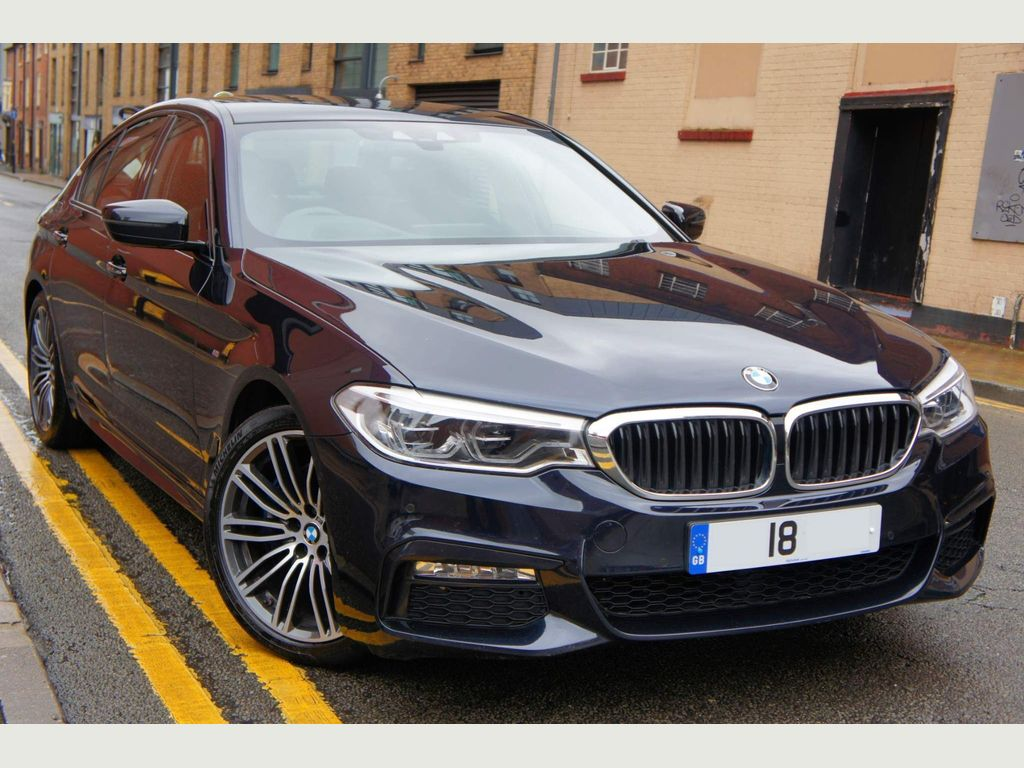 BMW 5 Series Saloon 2.0 530i M Sport Auto (s/s) 4dr