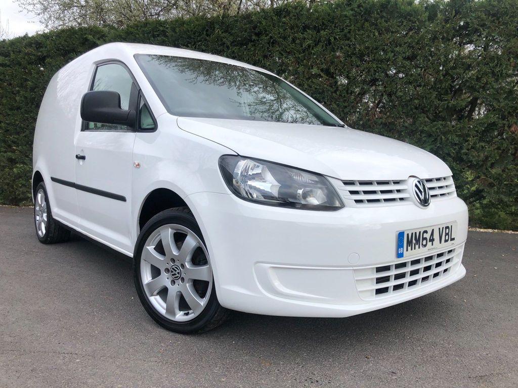Volkswagen Caddy Panel Van 1.6 TDI BlueMotion C20 Panel Van 4dr