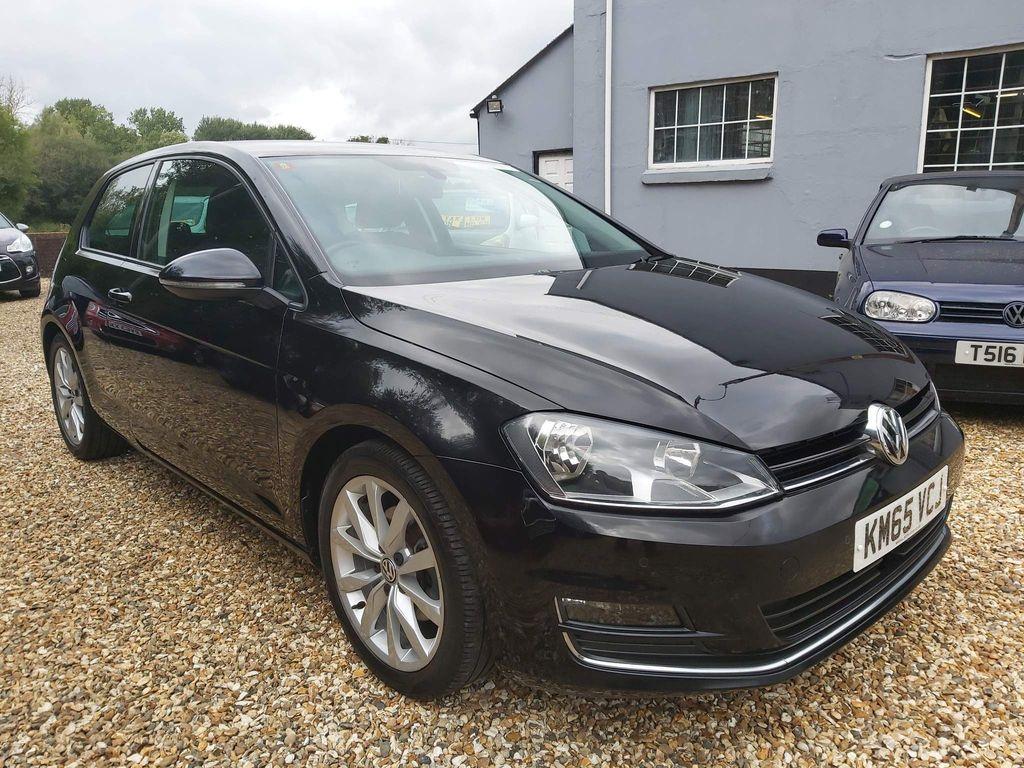 Volkswagen Golf Hatchback 2.0 TDI BlueMotion Tech GT (s/s) 3dr