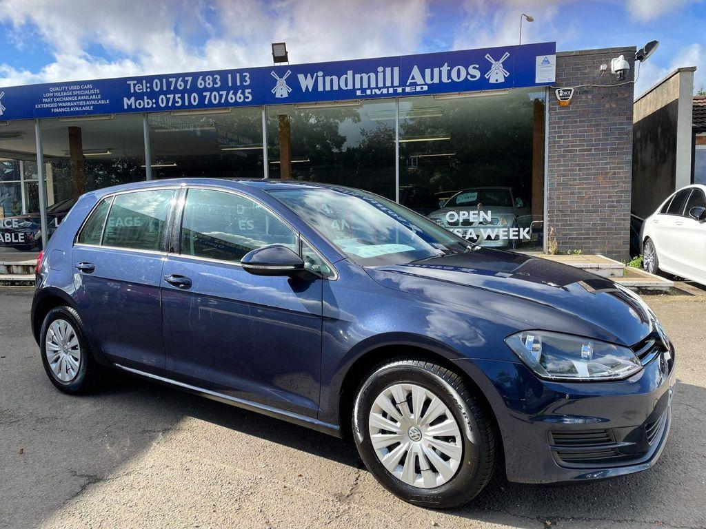 Volkswagen Golf Hatchback 1.4 TSI BlueMotion Tech S (s/s) 5dr
