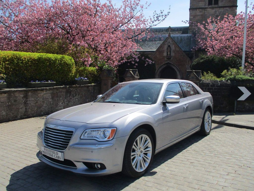 Chrysler 300C Saloon 3.0 CRD Executive 4dr
