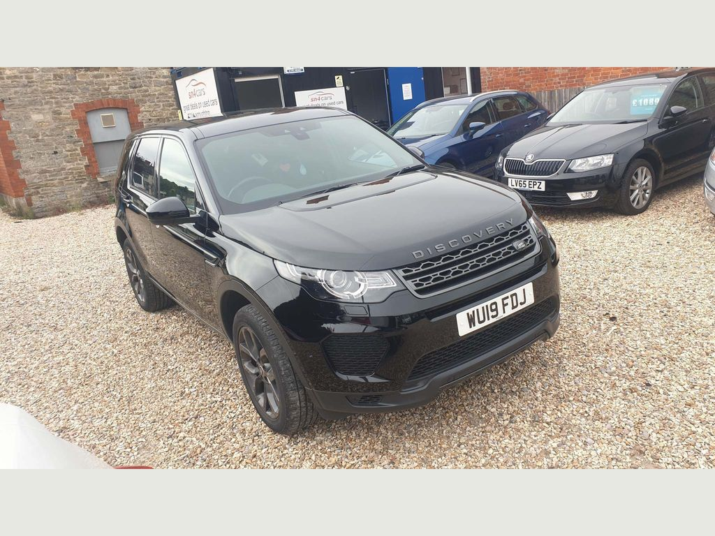Land Rover Discovery Sport SUV 2.0 TD4 Landmark Auto 4WD (s/s) 5dr