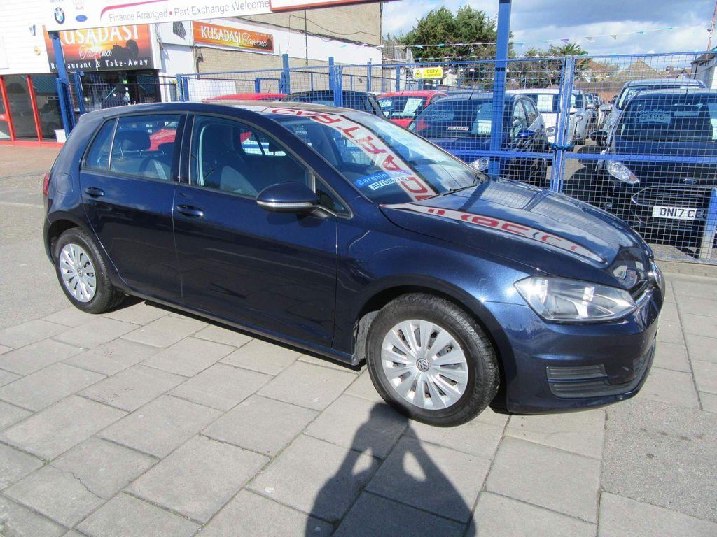 Volkswagen Golf Hatchback 1.2 TSI BlueMotion Tech S DSG (s/s) 5dr