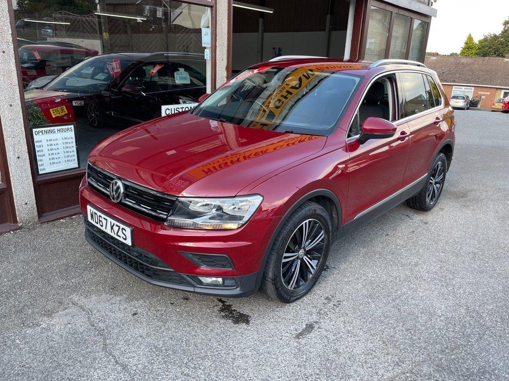 Volkswagen Tiguan SUV 2.0 TDI SE Navigation (s/s) 5dr