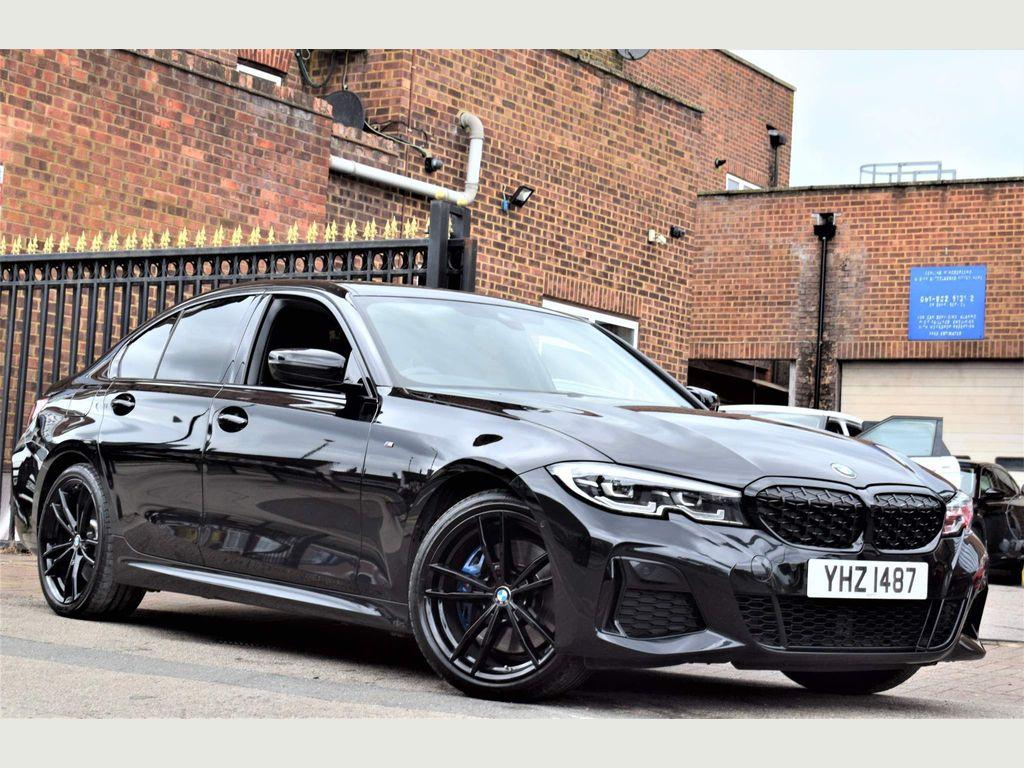 BMW 3 Series Saloon 3.0 M340i Auto xDrive (s/s) 4dr