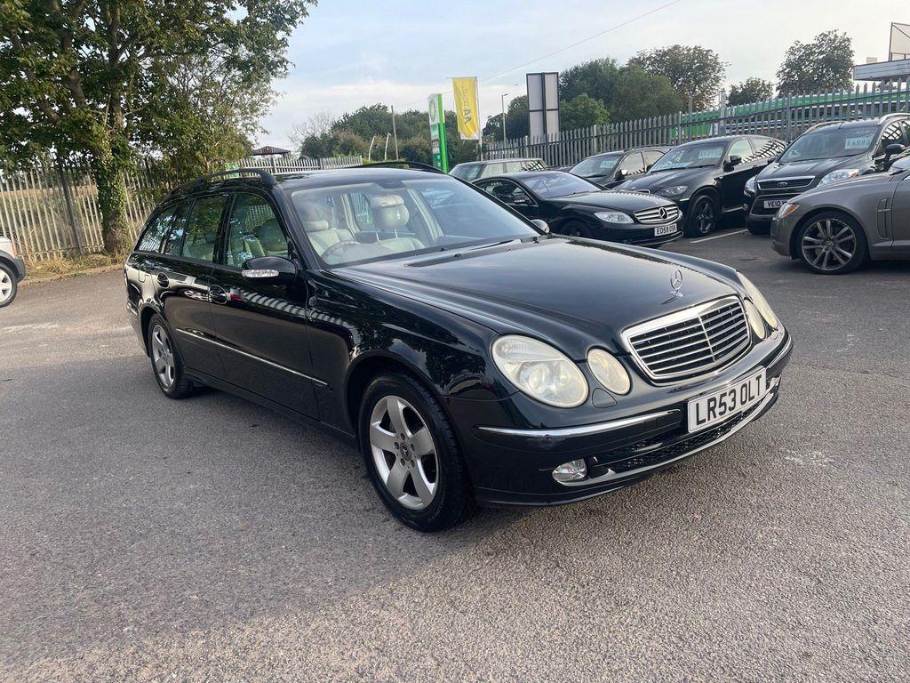 Mercedes-Benz E Class Estate 3.2 E320 CDI Avantgarde 5dr