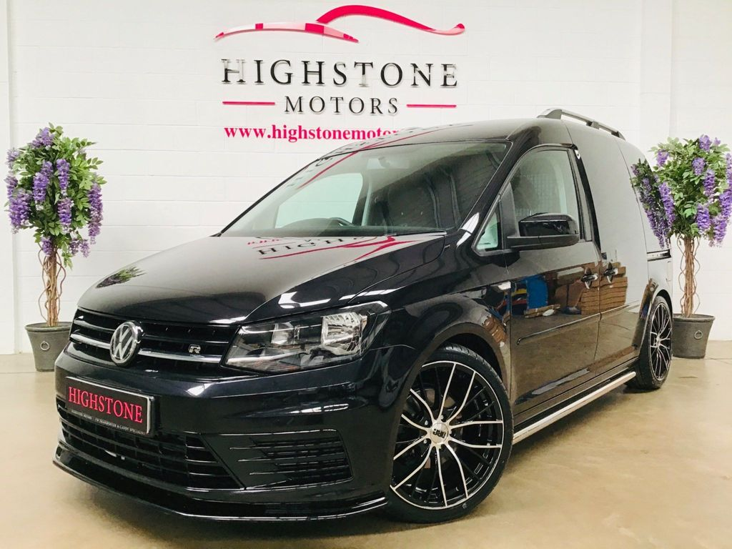 Volkswagen Caddy Panel Van SPORTLINE EDITION R