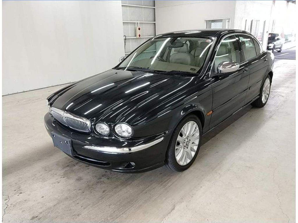 Jaguar X-Type Saloon 3.0 V6 Sovereign (AWD) 4dr
