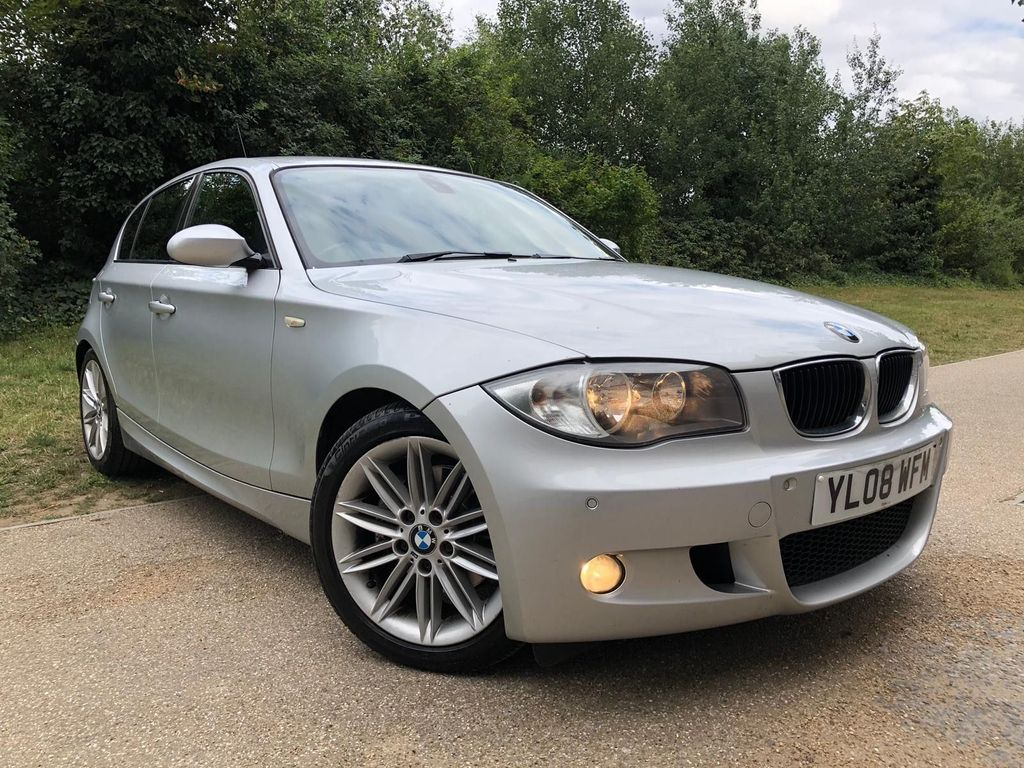 BMW 1 Series Hatchback 2.0 120i M Sport 5dr
