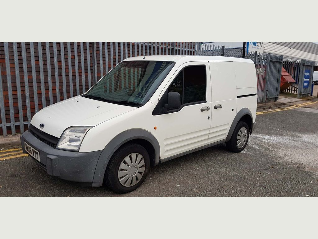FORD TRANSIT CONNECT Panel Van 1.8 TDCi T200 SWB Lead-In Panel Van 4dr