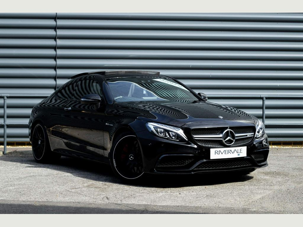 Mercedes-Benz C Class Coupe 4.0 C63 V8 BiTurbo AMG S (Premium) SpdS MCT (s/s) 2dr