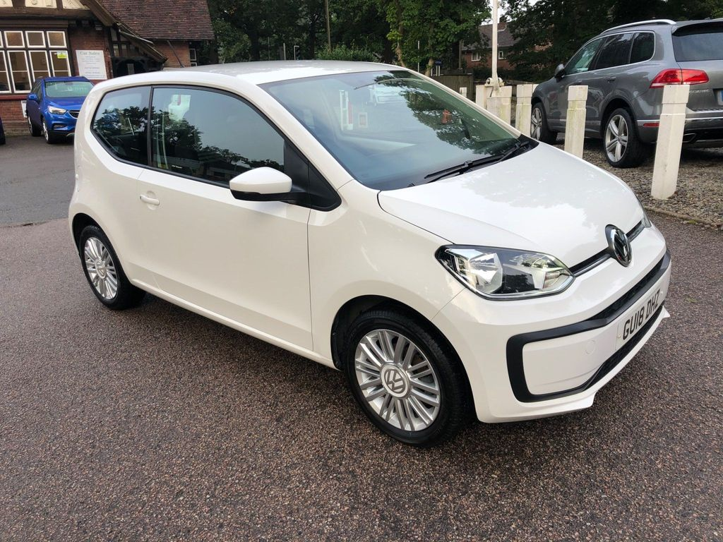 Volkswagen up! Hatchback 1.0 Move up! (s/s) 3dr