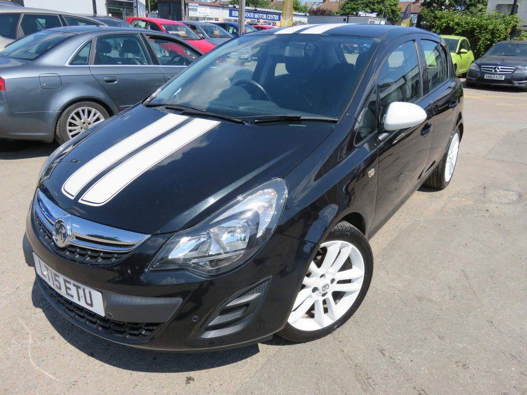 Vauxhall Corsa Hatchback 1.2 i VVT 16v Sting 5dr (a/c)