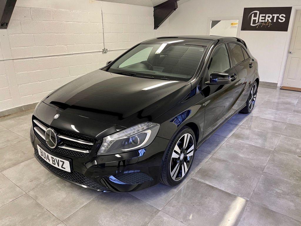 Mercedes-Benz A Class Hatchback 1.6 A180 Sport 7G-DCT 5dr