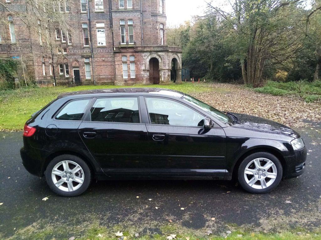 Audi A3 Hatchback 2.0 TD SE Sportback 5dr